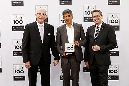 Konstruktion Baumann | TOP-Innovator 2017