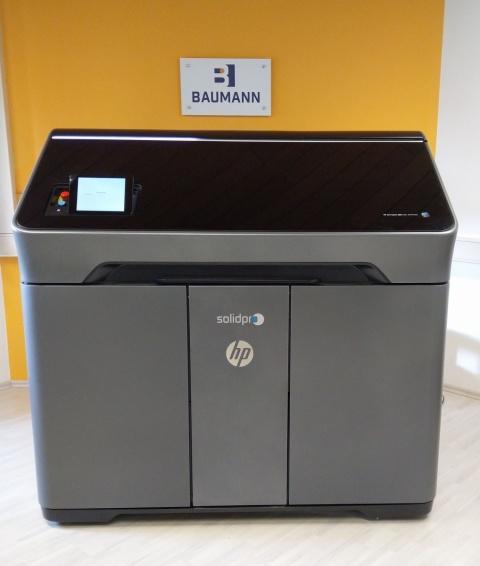 MJF Vollfarbe 3D-Drucker